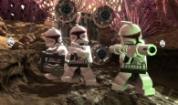 I was the primary Lego Systems coder during much of <i>The Clone Wars</i>.