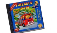 My first project as lead developer was the official Fireman Sam CD-ROM.