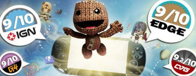 A new LittleBigPlanet game with reworked gameplay to suit the new Playstation Vita.